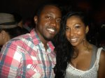 Melanie Fiona (Singer) and Phaon
